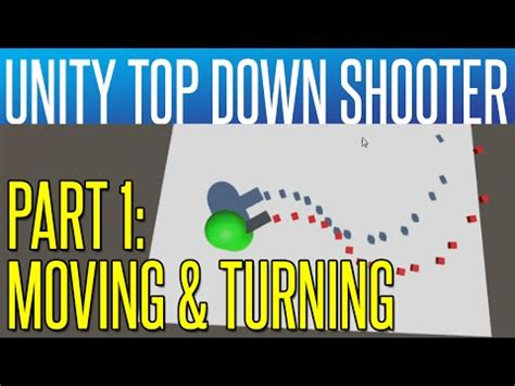 unity tutorial top down shooter how 2 shoot mouse sens 5 doovi