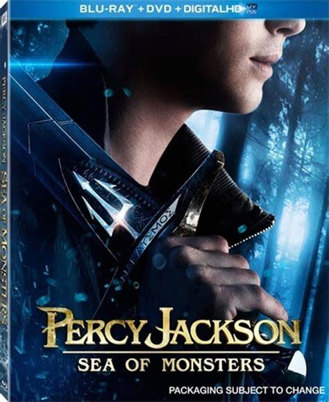 The Sea Of Monsters Cover 8 Th Anniversary Percy J Oleh Rick R percy jackson y el mar de los moustros 1080p hd dual