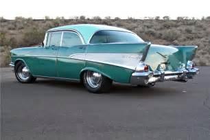 1957 chevrolet usa bel air 4 door sedan specs and autos post
