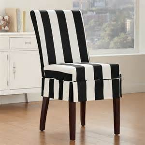 Leather Dining Chair Covers Furniture Stretch Leather Dining Chair Brown Titan Premium Scroll Back Slipcovers For