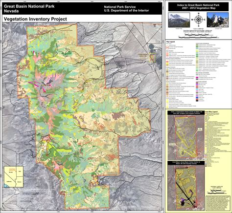 great basin on map great basin maps npmaps just free maps period