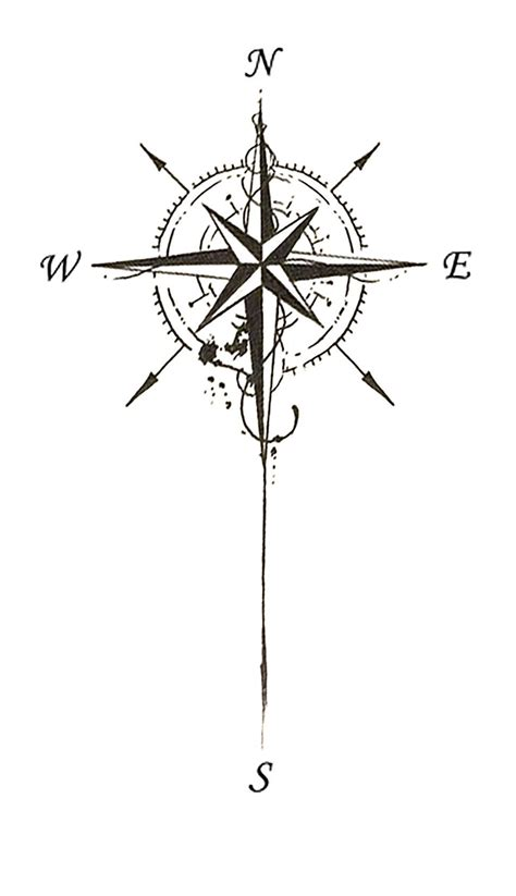 compass star tattoo designs compass design compass tattoo design рисунки