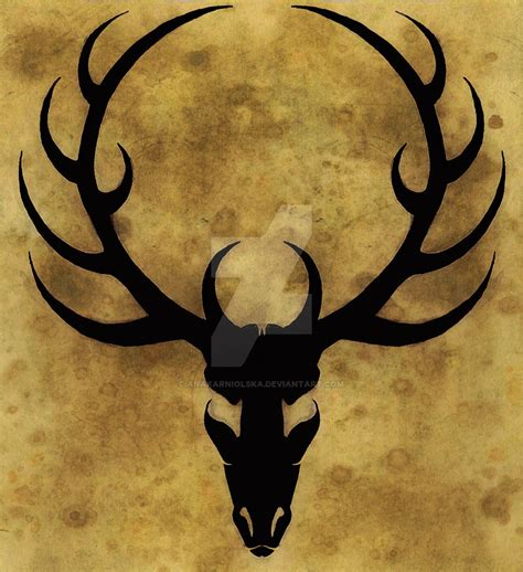 stag tattoo ver iii by anakarniolska on deviantart