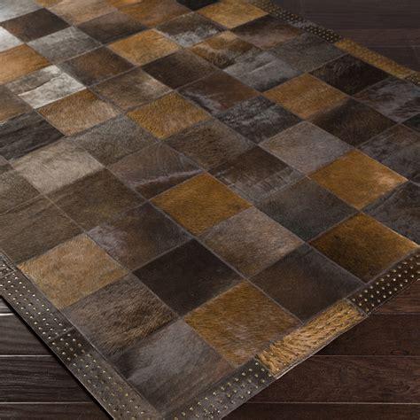 vegas area rug large squares black 2 x 3 surya vegas area rug large squares brown 2 x 3 surya