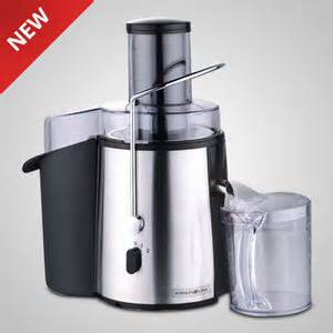 Juicer Merk Kitchen juicer 1000 watt royalty line aanbieding blenders en