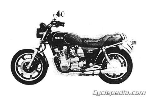 1986 yamaha xs1100 wiring diagram wiring diagram