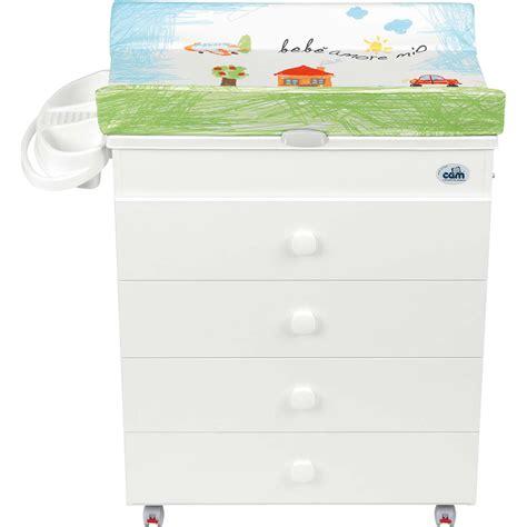 meuble 224 langer avec la baignoire asia blanc de chez naturab 233 b 233