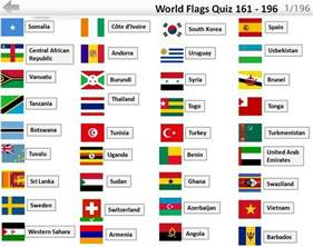 names of countries in and flags quiz answers 161 196 flag quiz android ios