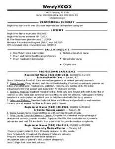 Home Infusion Sle Resume by Home Infusion Resume Exle Innovative Infusion Solutions New Orleans Louisiana