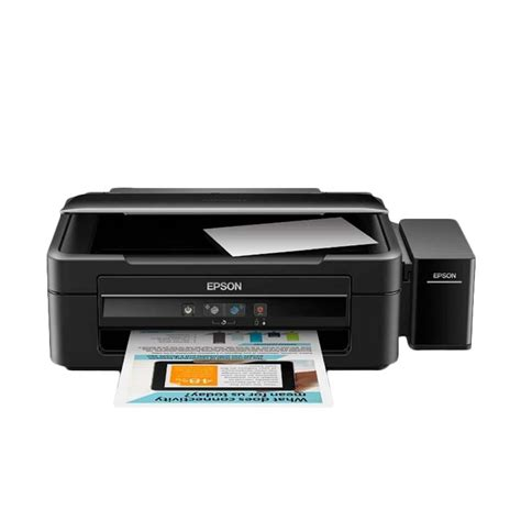Printer Multifungsi jual epson printer multifungsi l380 hitam print scan