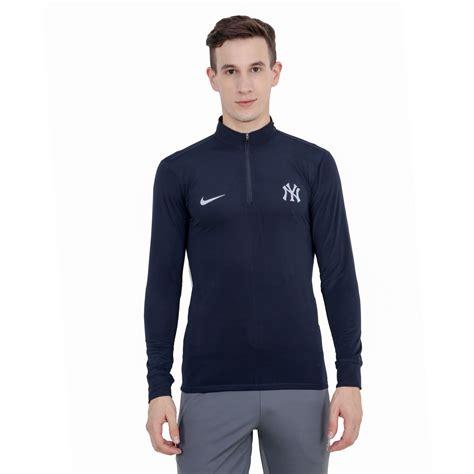 T Shirt Navy Nike 6 0 nike navy polyester lycra t shirt buy nike navy