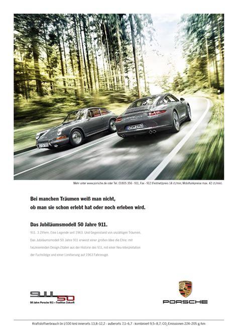Porsche Anzeige by Globaler Media Etat Porsche Vertraut Weiter Auf Phd