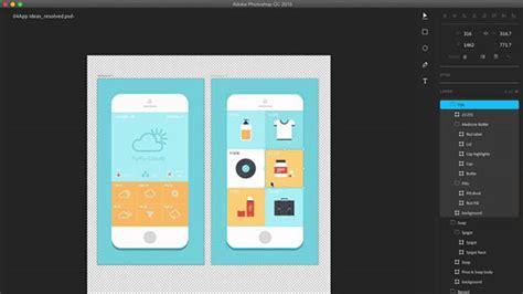 layout android space photoshop a html5 tabanlı uygulama tasarım aray 252 z 252 geldi