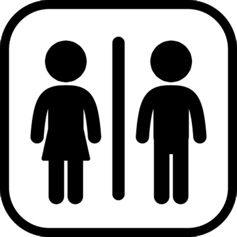 Womens Bathroom Icon Free Vector Restroom Sign Free Vectors Logos Icons And Photos