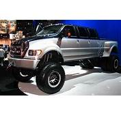 Ford F650 2015 Tuning