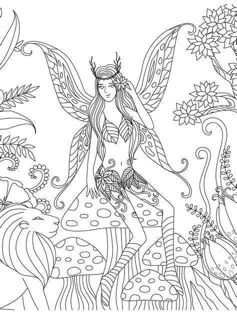 gorgeous coloring book for adults 20 gorgeous free printable coloring pages page 16