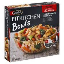 Fit Kitchen Bowls Stouffers Fit Kitchen Chicken With Cashews Bowls Publix Com