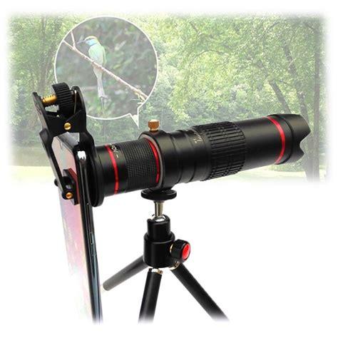 universal  optical zoom telescope camera lens