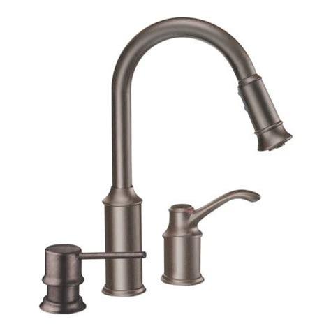 moen aberdeen kitchen faucet standard plumbing supply product moen 7590orb aberdeen