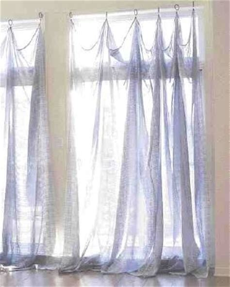 muslin drapes muslin curtains windows pinterest