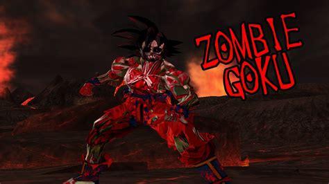 imagenes de dragon ball z halloween zombie goku halloween special dbz budokai tenkaichi 3