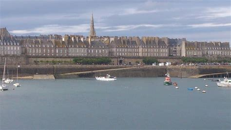 boat trip jersey to france view from the boat leaving st malo picture of condor