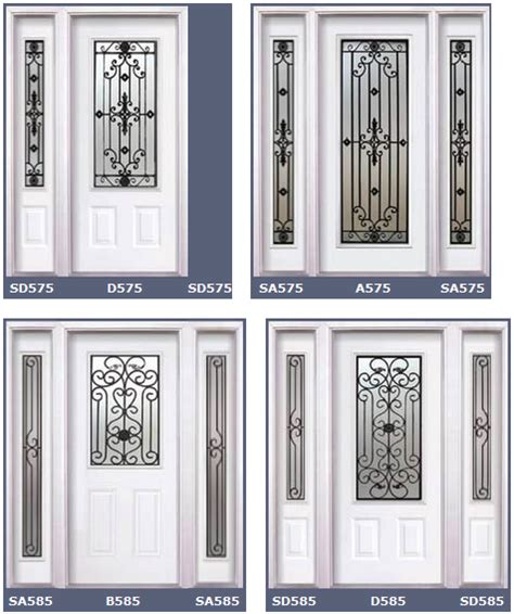 exterior doors ottawa wrought iron doors ottawa canadian comfort windows doors