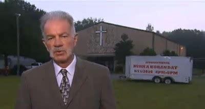 Warrant Search Gainesville Florida Gainesville Fl Quran Burning Pastor Muslims Attempt