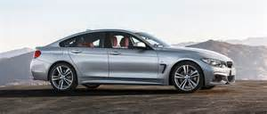 Bmw 435i 4 Door Bmw 4 Series Gran Coupe Four Door Hatchback Revealed