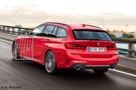 Neuer Bmw 3er Touring 2019 Hybrid by Bmw 3er Touring 2019 Motoren Bilder Marktstart Kombi