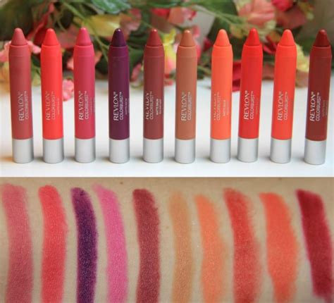 Info Lipstik Revlon 16 warna lipstik revlon terbaik daftar harga lipstik terbaru