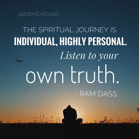 spiritual quote wednesday wisdom quote ram dass on the spiritual journey