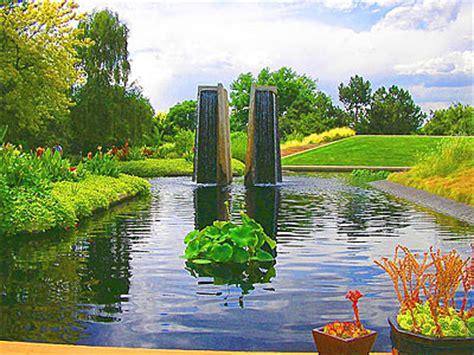Botanical Gardens Colorado Denver Colorado Denver Botanic Gardens Photo Picture Image