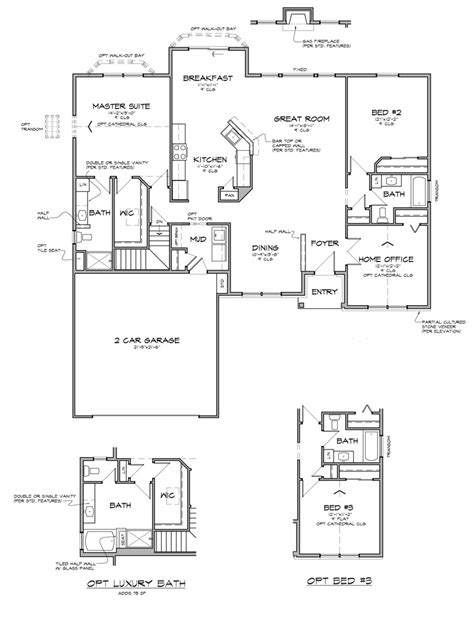 linden floor plan new homes for sale in south glens falls ny the linden