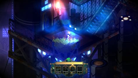 transistor juego gameplay transistor wii u 28 images transistor how to beat the sybil battle ign walkthrough tips