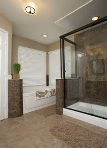 Bathroom Remodel Ideas Walk In Shower Separate Tub And Shower Options Re Bath Of Illinois