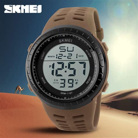 Skmei Army Outdoor skmei mens watches luxury sport army outdoor 50m waterproof digital casual