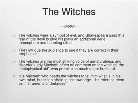 macbeth themes supernatural supernatural elements in macbeth
