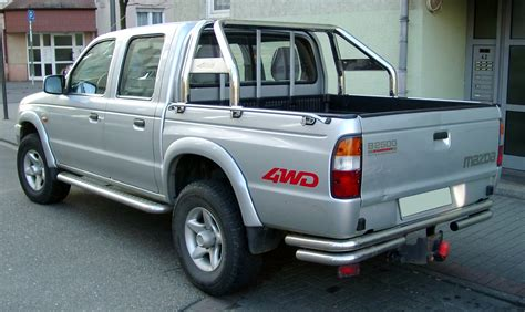 mazda b2500 review mazda b2500 fighter picture 3 reviews news specs