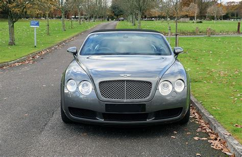2008 bentley continental gtc convertible used 2008 bentley continental gtc mulliner convertible for