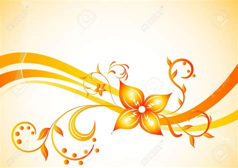 clip fiori floral vector cliparts collection