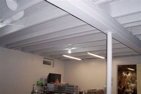 Low Ceiling Basement Remodeling Ideas Low Ceiling Basement Ideas For The Home Pinterest