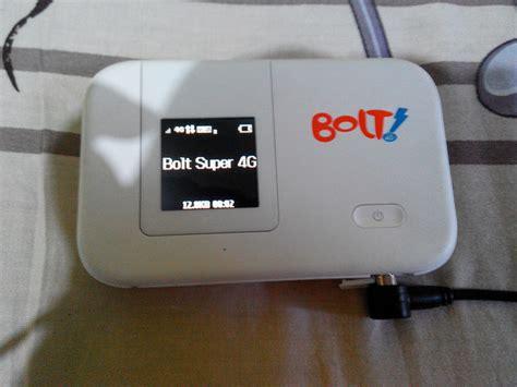 Modem Bolt E5372s Slim jual modem bolt modem e5372s slim asashopz