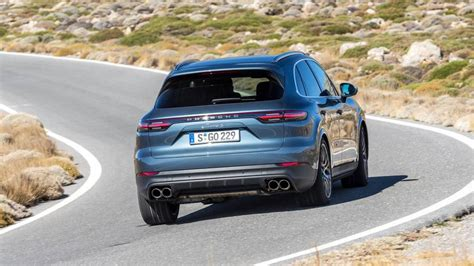 porsche sports car 2017 2017 porsche cayenne review still the sports car of suv