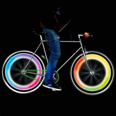 Bike Lights by Mathmos Bike Wheel Lights 187 Gadget Flow