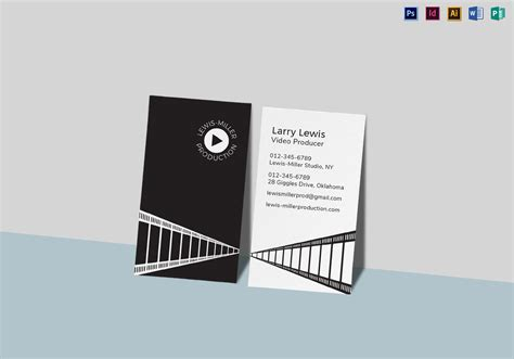 50 unique how to make a business card in word images the best