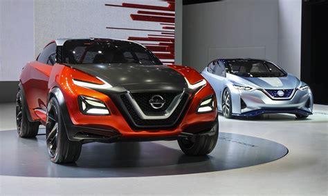 tokyo auto show nissan 2015 pebble auto show autos post