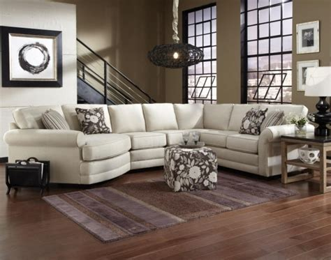 Indoor Chaise Lounge Chair Sectional Sofa With Cuddler Chaise Furnishings On Home