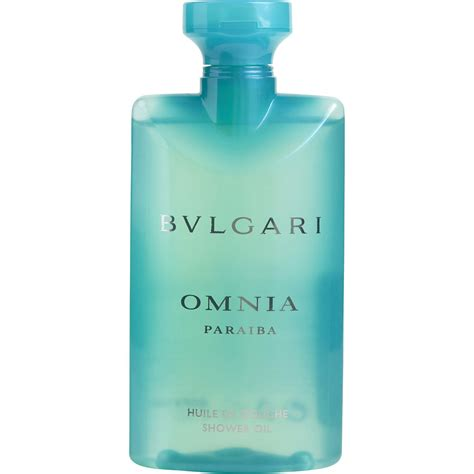 Bvlgari Omnia Paraiba bvlgari omnia paraiba shower for by bvlgari