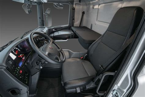 scania interni cabina scania lan 199 a semipesados cabine estendida